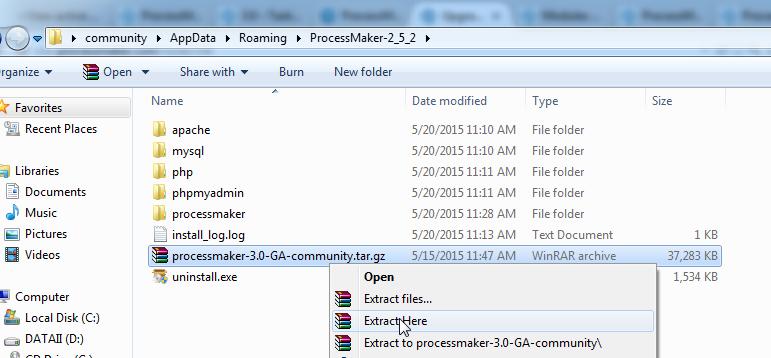 3 0 - Upgrading ProcessMaker | Documentation@ProcessMaker