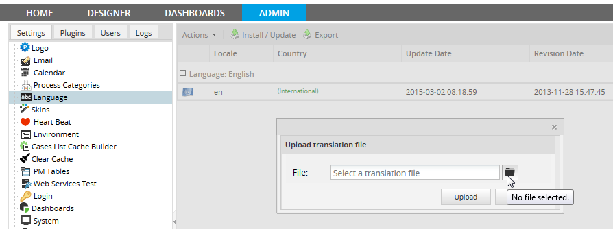 how to use poedit in linux to edit translations