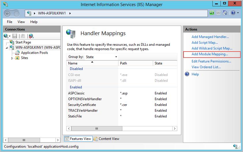 3 0 - Install ProcessMaker in IIS | Documentation@ProcessMaker