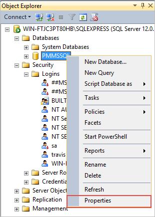 show database rights mysql