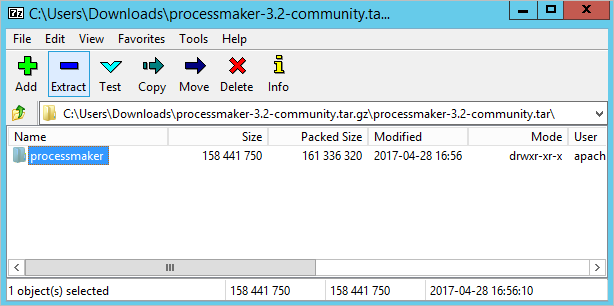 3 0 - 3 3 - Install ProcessMaker in Windows | Documentation