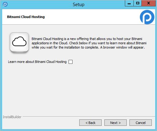 3 0 - Bitnami Installer v 3 0 1 8+   Documentation@ProcessMaker