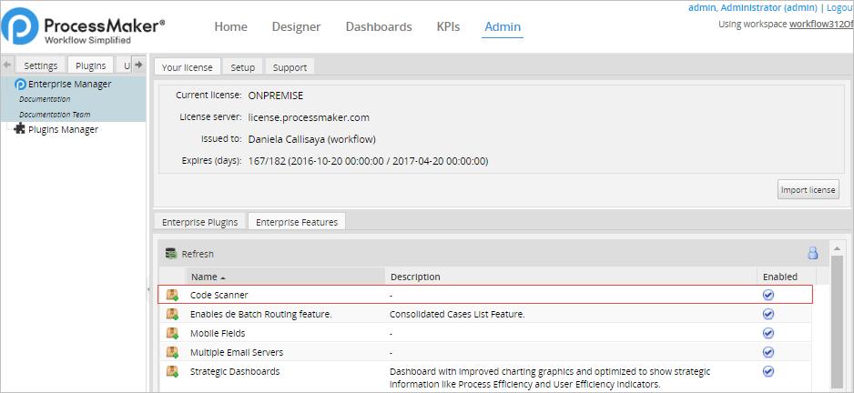 3 3 - Plugin/Trigger Code Security Scanner | Documentation
