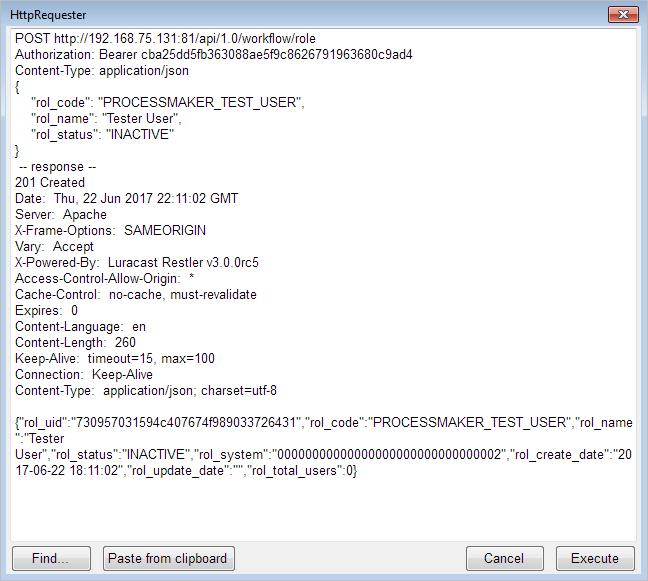 3 3 - Calling REST Endpoints | Documentation@ProcessMaker