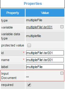 3 2 - 3 3 - Multiple File Uploader   Documentation@ProcessMaker