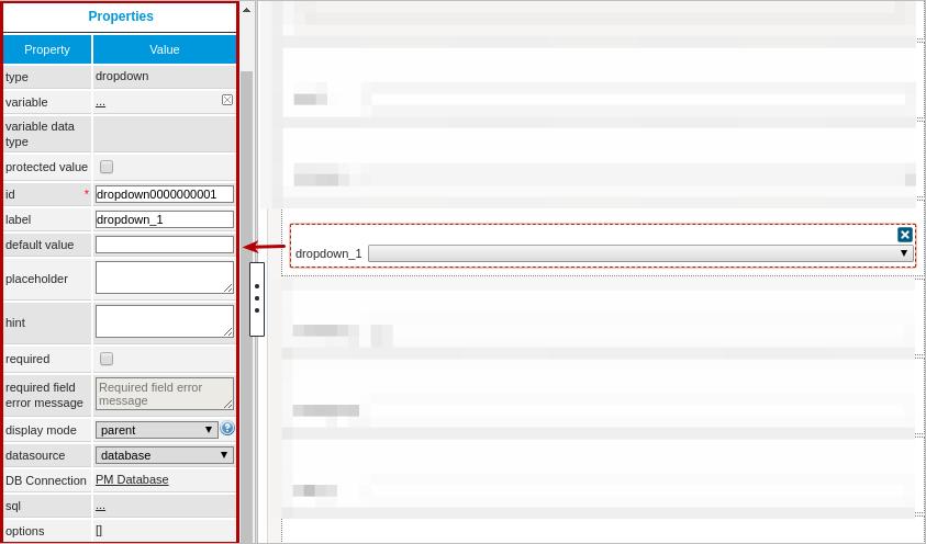 3 3 - Dropdown Control | Documentation@ProcessMaker