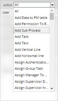 3 3 - Audit Log | Documentation@ProcessMaker