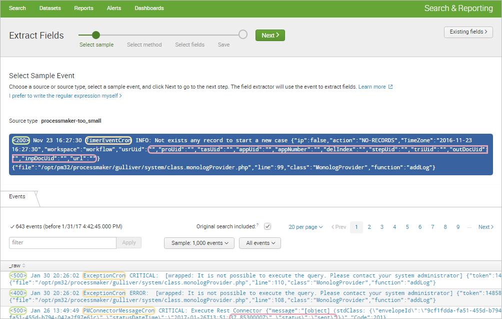 3 2 - ProcessMaker Standard Logging | Documentation@ProcessMaker