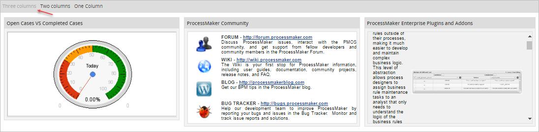 3 3 - Dashboards | Documentation@ProcessMaker