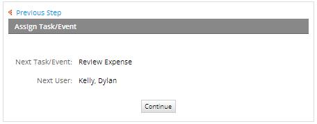 3 2 - Enterprise Trial - Expense Report Process