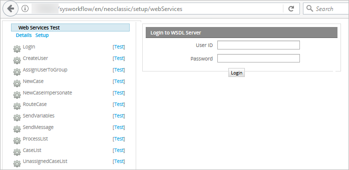 3 3 - ProcessMaker WSDL Web Services | Documentation@ProcessMaker