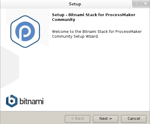 3 2 - ProcessMaker Bitnami Installer | Documentation@ProcessMaker