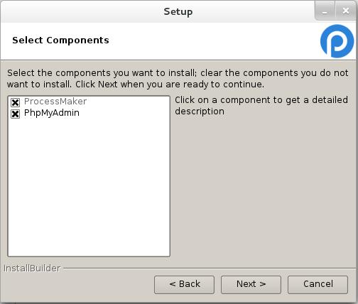 3 2 - ProcessMaker Bitnami Installer | Documentation