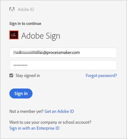 3 3 - Adobe Sign Services and Enterprise Connectors