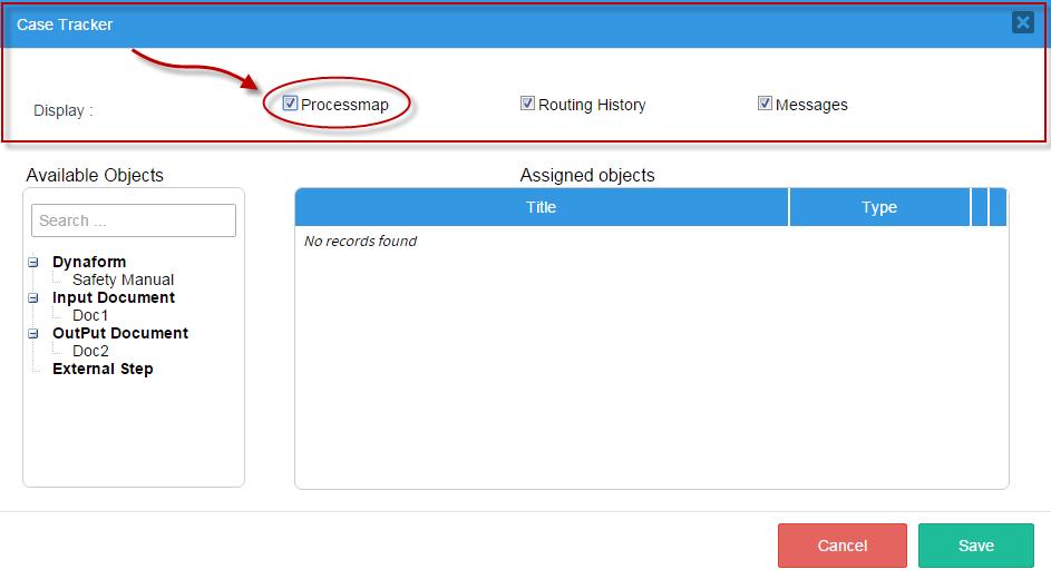 3 1 case tracker documentation processmaker