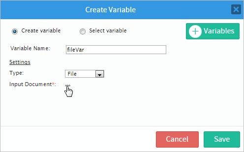 3.0 - File Control | Documentation@ProcessMaker