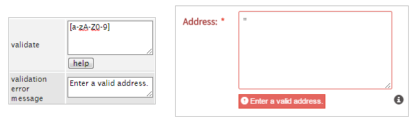 3 0 - 3 3 - Textboxes and Textareas | Documentation@ProcessMaker