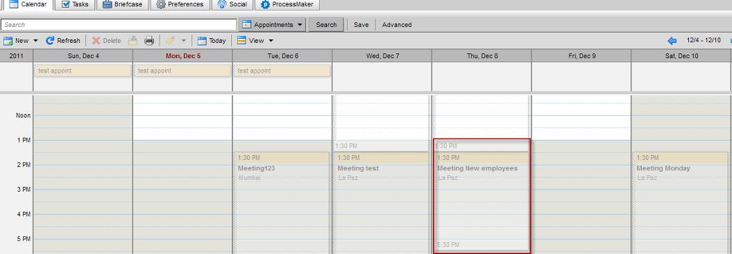 Zimbra | Documentation@ProcessMaker