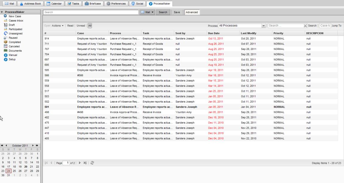 Zimbra Installation   Documentation@ProcessMaker