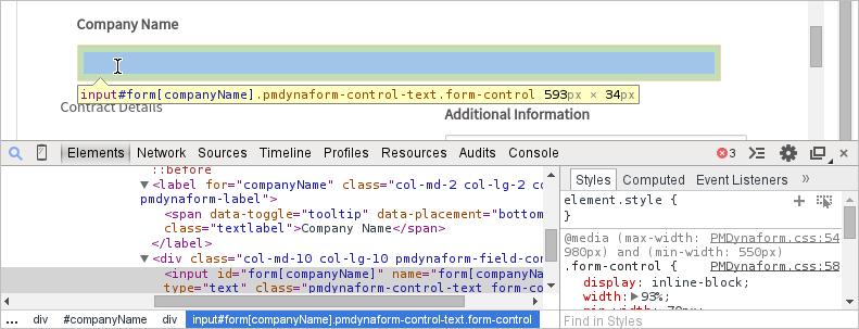 3.0 - JavaScript in Dynaforms | Documentation@ProcessMaker