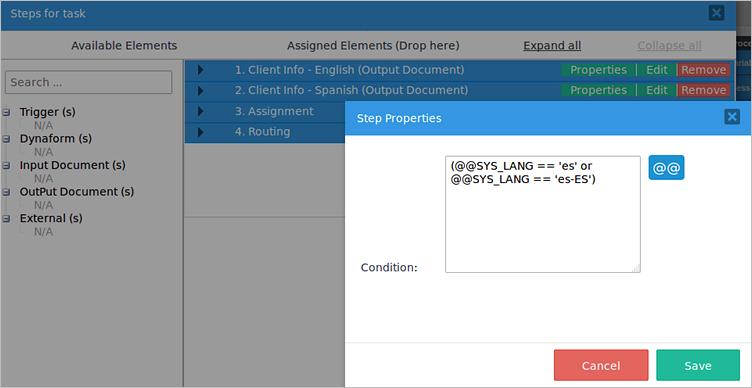 3 1 - Output Documents   Documentation@ProcessMaker