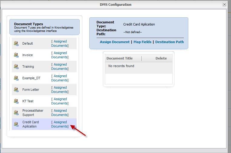 2 0/2 X - KnowledgeTree Integration | Documentation@ProcessMaker
