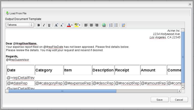 2 0 output documents documentationprocessmaker