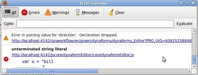 2 5 - JavaScript in DynaForms | Documentation@ProcessMaker