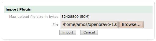 OpenBravo ERP | Documentation@ProcessMaker