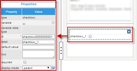 3 1 - 3 3 - Checkbox and Checkgroup | Documentation@ProcessMaker