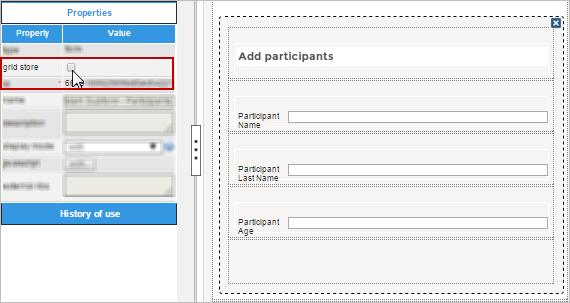 3 0 - 3 3 - Subform Control | Documentation@ProcessMaker