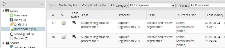 Solr Implementation In Processmaker Documentation Processmaker