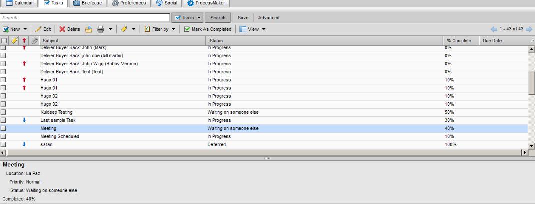 Zimbra   Documentation@ProcessMaker